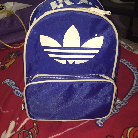 adidas Handbags - Vintage mini adidas backpack